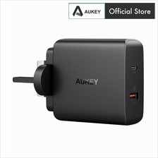 AUKEY PA-Y11 48W Power Delivery 3.0 USB C Turbo Charger With Quick Cha)
