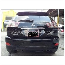 TOYOTA HARRIER 2003-2008 ZEUS DESIGN REAR SKIRT