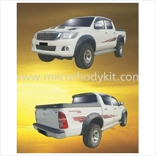 TOYOTA HILUX FENDER / PANEL