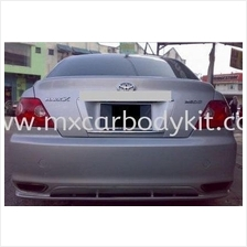TOYOTA MARK X 2003-2008 MODELISTA DESIGN REAR SKIRT
