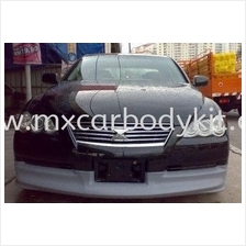 TOYOTA MARK X 2003-2008 MODELISTA DESIGN FRONT SKIRT