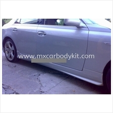 TOYOTA MARK X 2003-2008 MODELISTA DESIGN SIDE SKIRT