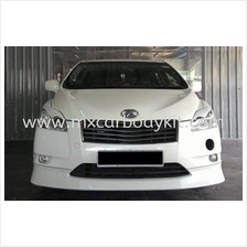 TOYOTA MARK X ZIO 2006-2011 MODELISTA DESIGN FULL SET BODYKIT + SPOILE
