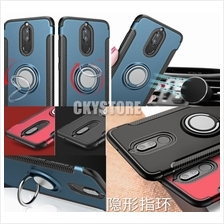 HUAWEI Nova 2i 360 Rotating Magnetic Standable with RING Case