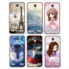 ZTE A520 Cartoon Trendy TPU Back Case Cover