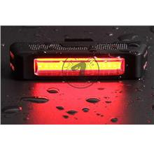 Comet USB rechargable rear light