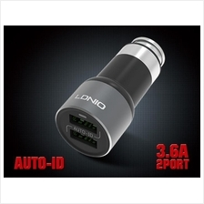 LDNIO 2 Port Car Charger C303 3.6A Promotion