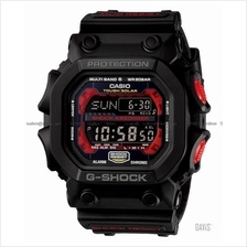 CASIO GXW-56-1A G-SHOCK extra large multiband 6 solar resin black red