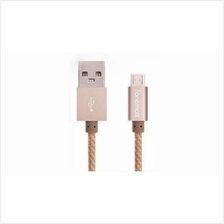 FONEMAX CABLE LIGHTNING USB MFI X-PRO 1.2Meter MANY COLOR