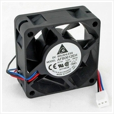 Delta AFB0612EH-ABF00 60x60x25mm 3-pin Cooling Fan 6800 RPM