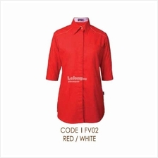 NZFV02 Ladies Classic 3/4 Sleeve F1 Uniform (Min Order 10pcs)