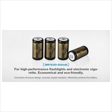 Xtar IMR 18350 850mAh Rechargeable Li-ion Battery for E Cigarette