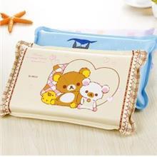 Cute Summer Cartoon Cool Ice Pillow-S-Little Bear