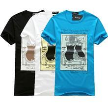 Fashion Men T-shirt 12922 (Shoes)