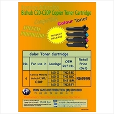 Konica Minolta bizhub C20/C20P Toner Cartridge Compatible Copier