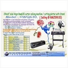 "24inch"" size Vsign Hwq630 cutter calving machine / cutting plotter"