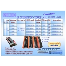 RICOH-SP C250DN / SP C250SF etc. Compatible Drum Units