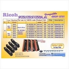 RicohSP SPC252/C252SF/C252DN etc.Compatible Drum Units