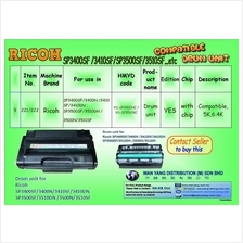Ricoh SP3400SF/3410SF/SP3500SF/3510SF etc.Compatible Drum Units