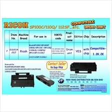 Ricoh SP100C/SP110Q/112SF  etc.Compatible Drum Units