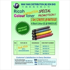 Ricoh Aficio MPC 2030/2050/2550 Compatible Copier TONER CARTRIDGE