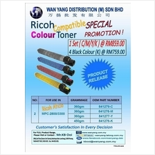 Ricoh Aficio MPC 2800/3300 Compatible Copier TONER CARTRIDGE