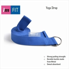 IMFIT Exercise Yoga Strap Metal Buckle