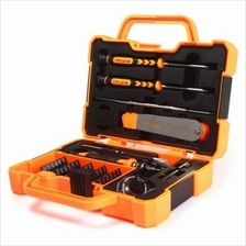 JAKEMY JM-8139 45 IN 1 MULTI BIT SCREWDRIVER KIT WITH SPUDGER TWEEZERS
