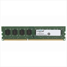CRUCIAL RAM Desktop DDR3L 8GB PC1600 1.35V CL11 (CT102464BD160B)