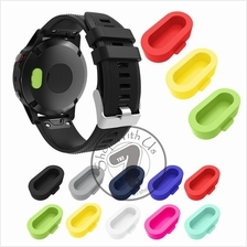 Silicone Anti Dust Plug For Garmin Fenix5/5S/5X,Forerunner 935