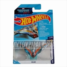 Hot Wheels 2018 HW Screen Time Guardians Of The Galaxy 2 Milano