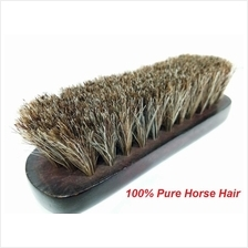 Brush 100% Horsehair for Shoe, Handbag, Leather goods and Etc