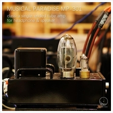 Musical Paradise MP-301 MK3 Deluxe, class-A single-ended tube amp