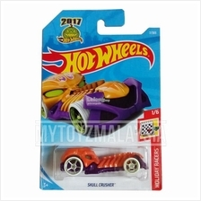 Hot Wheels 2018 Holiday Racers Skull Crusher (orange)