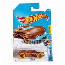 Hot Wheels 2017 Street Beasts Growler (brown)