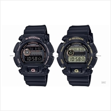CASIO DW-9052GBX G-SHOCK digital black gold series resin strap SC