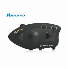 MIDLAND BTX1 BLUETOOTH MOTORCYCLE MOTORBIKE HELMET INTERCOM HEADSET WA