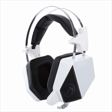 STEREO GAME HEADSET 2M LENGTH HEADPHONES WITH MIC
