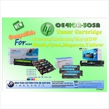HP CE410A,1,2,3 / 305A   COMPATIBLE Toner Cartridges