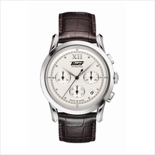 TISSOT T66.1.712.33 HERITAGE 1948 chronograph silver roman index