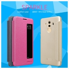 Huawei Mate 10 Pro Nillkin Sparkle Leather Flip Case Cover
