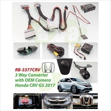 HONDA CRV G5 2017 REDBAT OEM Front View Camera Kit [RB-3377CRV]