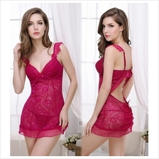 Sweet Princess Padded Bra Cup Babydoll Sexy Sleepwear (2 Colour) MS297
