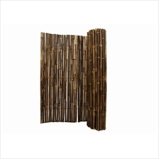 DIY 50 CM X 80 CM NATURE WICKER FENCE FENCING NETTING HOME