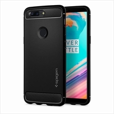 SPIGEN Rugged Armor OnePlus 5T Case Cover Casing One Plus 5T