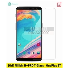 [Ori] Nillkin H+PRO 0.2mm Tempered Glass for OnePlus 5T (Clear)