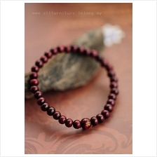 YN-5927	Red sandalwood beads bracelet  红檀佛珠..