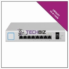 US-8-150W Ubiquiti UniFi Managed PoE+ Gigabit Switch with SFP