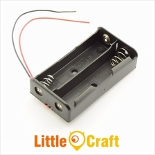 18650 Double Cell Two Slot 3.7V Battery Holder