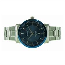 Alba Men Date Watch VJ42-X230BLSS
